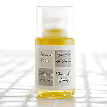 Neutra Hotelkosmetil Shampoo Duscgeel 20 ml